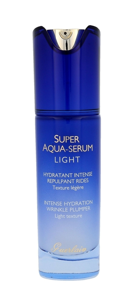 Guerlain Super Aqua Serum Light Skin Serum 30ml (Wrinkles - All Skin Types) oμορφια   πρόσωπο   serum