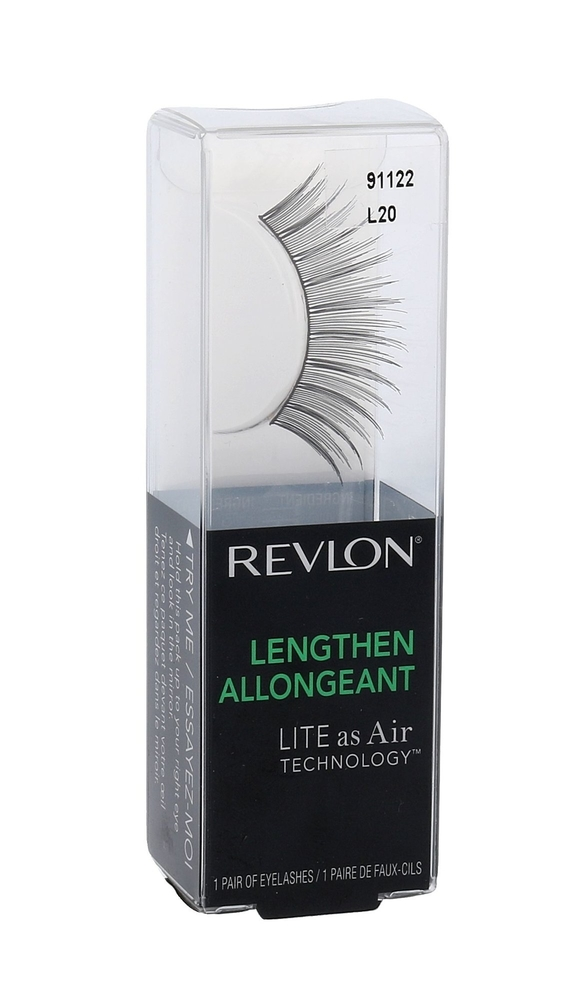 Revlon Lengthen Lite As Air Technology False Eyelashes 1pc L20