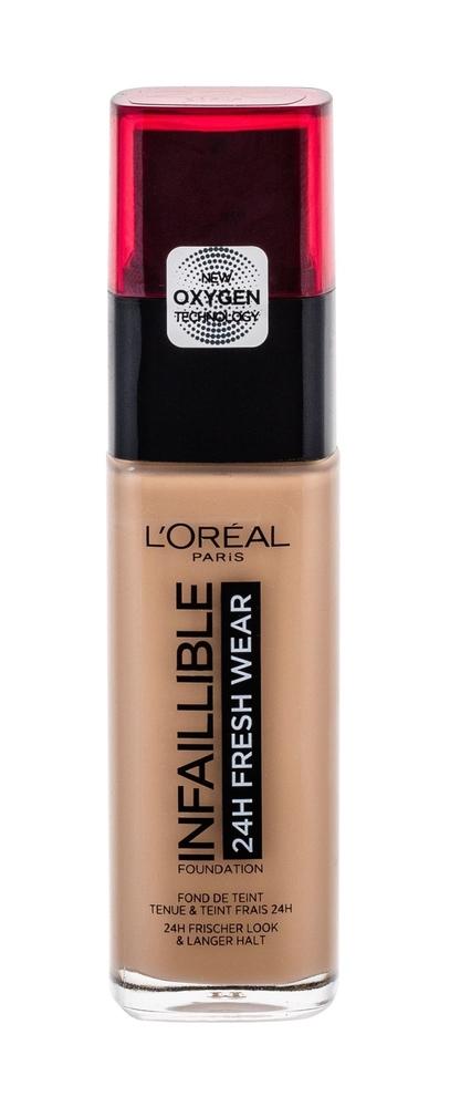 L/oreal Paris Infaillible 24h Fresh Wear Makeup 30ml 220 Sand
