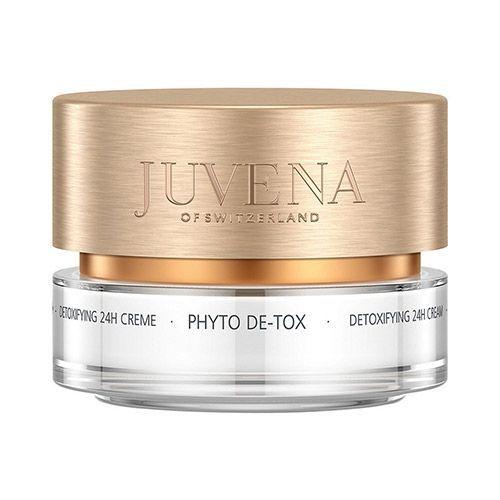 Juvena De-Tox Detoxifying Cream 24H - Day Cream 50ml oμορφια   πρόσωπο   κρέμες προσώπου