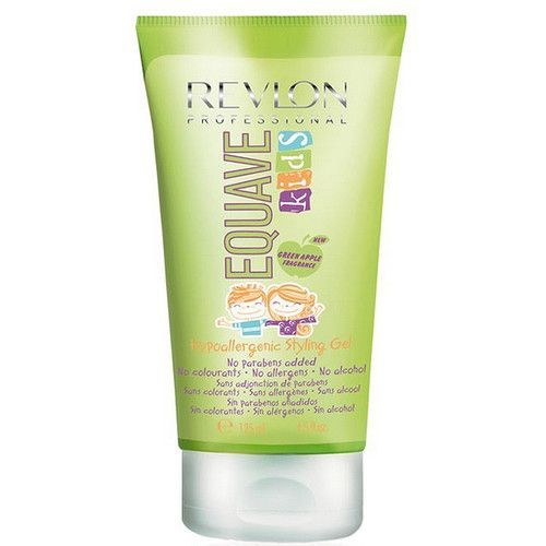 Revlon Professional Equave Kids Hypoallergenic Styling Gel - Children Styling Hair Gel 125ml