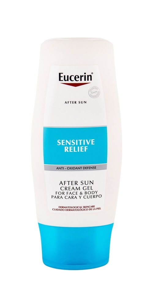 Eucerin After Sun Sensitive Relief Gel-cream After Sun Care 150ml