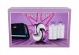 Bvlgari Omnia Amethyste Eau De Toilette 65ml Combo Edt 65 Ml + Body Lotion 2 X 75 Ml + Cosmetic Bag