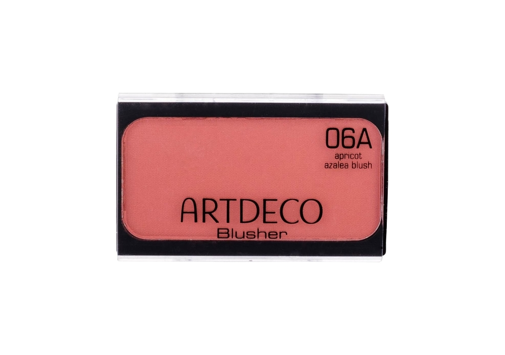 Artdeco Blusher Blush 5gr 06a Apricot Azalea oμορφια   μακιγιάζ   μακιγιάζ προσώπου   ρούζ