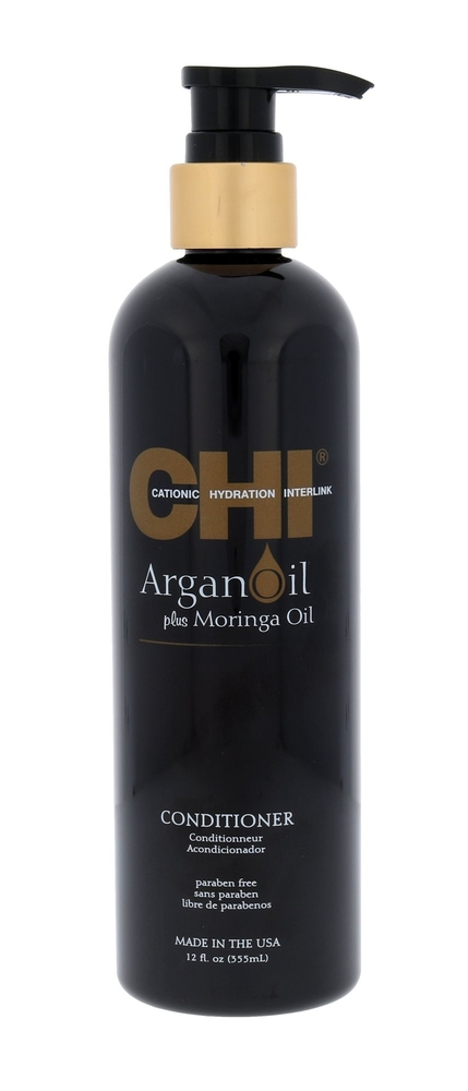 Farouk Systems Chi Argan Oil Plus Moringa Oil Conditioner 355ml (All Hair Types)