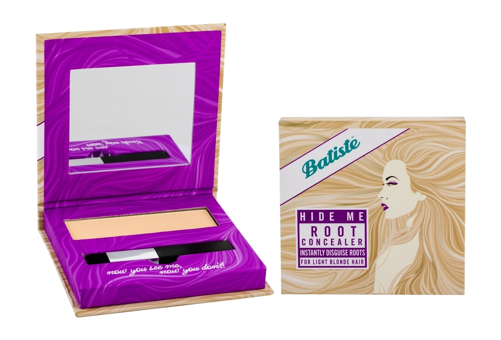 Batiste Root Concealer Hair Color 3,9gr Light Blonde (Colored Hair - Blonde Hair)