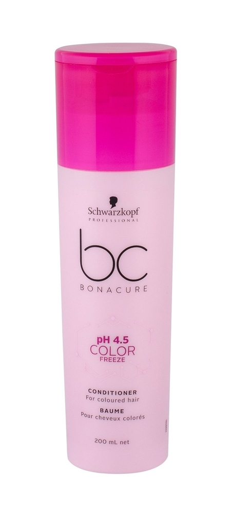 Schwarzkopf Bc Bonacure Ph 4.5 Color Freeze Conditioner 200ml (Colored Hair)