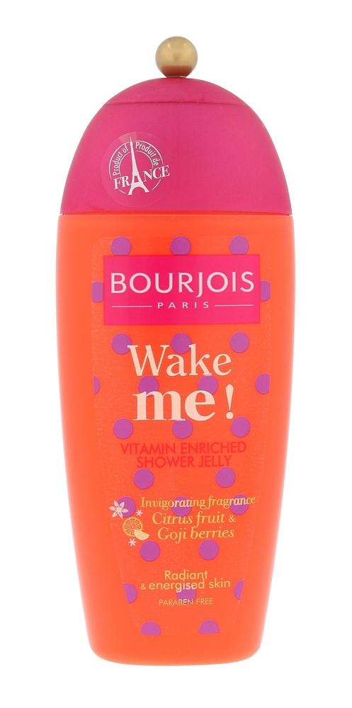 Bourjois Paris Wake Me! Shower Gel 250ml oμορφια   σώμα   aφρόλουτρα