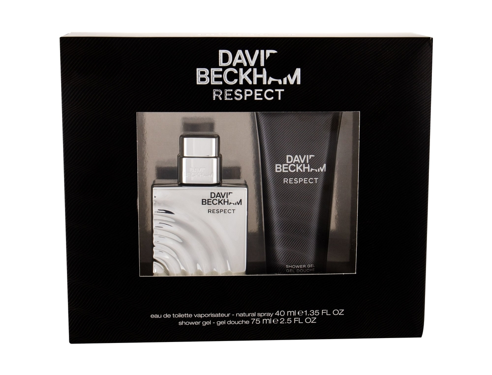 David Beckham Respect Eau De Toilette 40ml