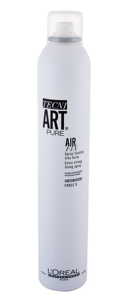 Loreal Tecni Art Air Fix Pure 400ml