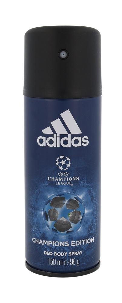 Adidas Uefa Champions League Champions Edition Deodorant 150ml (Deo Spray)
