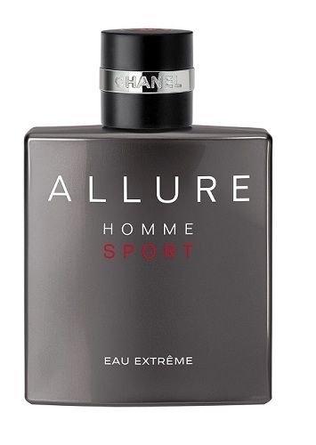 Chanel Allure Homme Sport Eau Extreme Eau De Toilette 3x20ml Twist And Spray