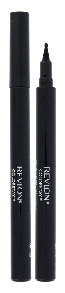 Revlon Colorstay Liquid Eye Pen Ball Point Eye Line 1,6gr 01 Blackest Black (Eye oμορφια   μακιγιάζ   μακιγιάζ ματιών   eyeliners