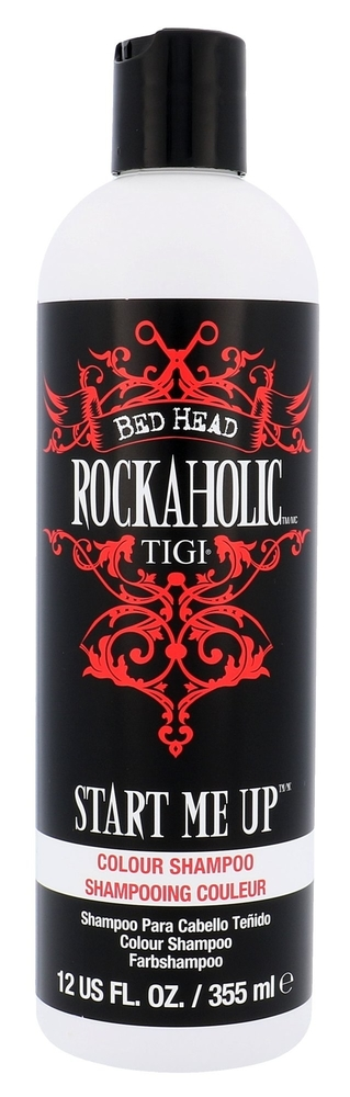 Tigi Rockaholic Start Me Up Shampoo 355ml (Colored Hair - Blonde Hair)