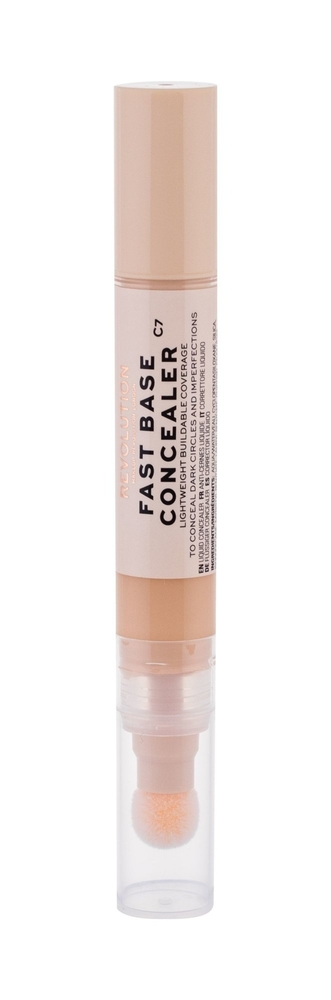 Makeup Revolution London Fast Base Corrector 4,5ml C7