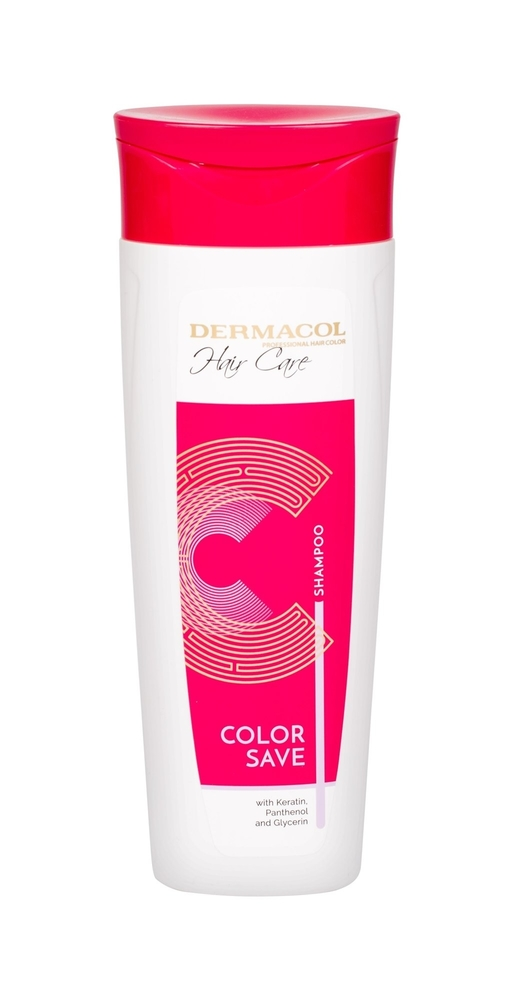 Dermacol Hair Care Color Save Shampoo 250ml (Colored Hair)