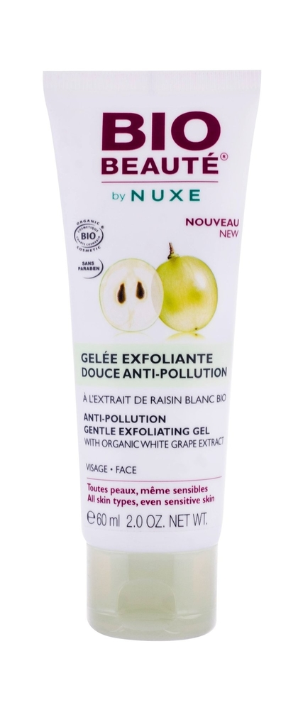 Nuxe Bio BeautE Anti-pollution Peeling 60ml (All Skin Types)