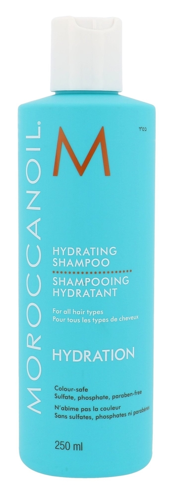 Moroccanoil Hydration Shampoo 250ml (All Hair Types)