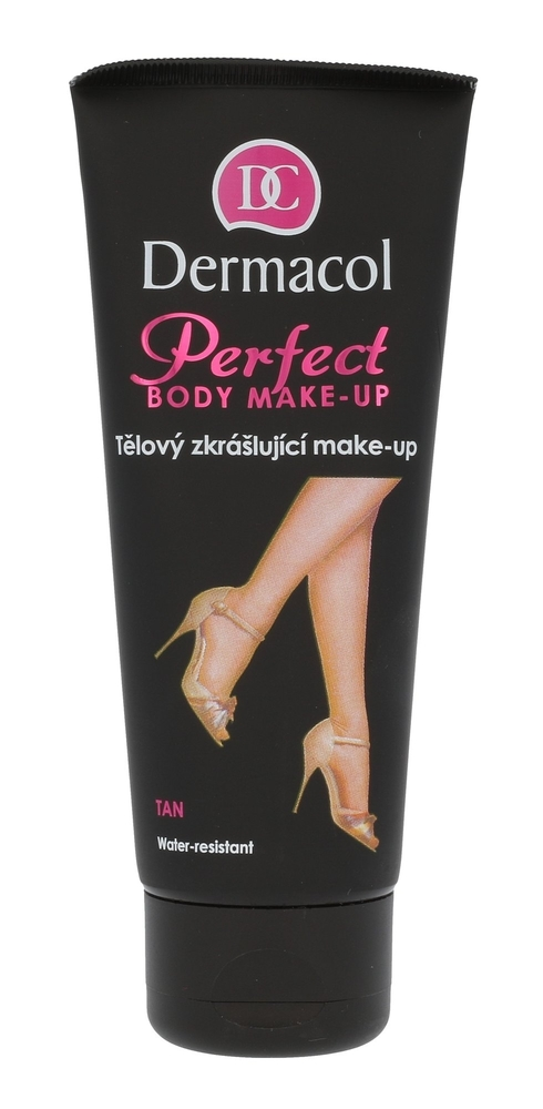 Dermacol Perfect Body Make-up Self Tanning Product 100ml Tan oμορφια   αντηλιακή προστασία   μαύρισμα   self tanning