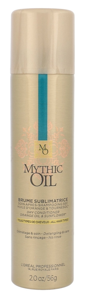 L/oreal Professionnel Mythic Oil Brume Sublimatrice Conditioner 56gr (All Hair Types)