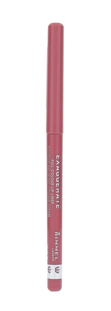 Rimmel London Exaggerate Lip Pencil 0,25gr 063 Eastend Snob