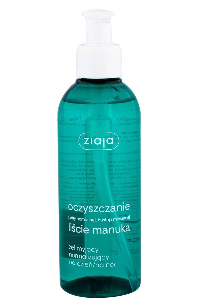 Ziaja Manuka Tree Cleansing Gel 200ml (Oily - Mixed)