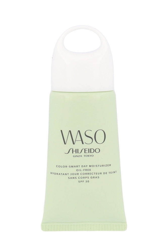 Shiseido Waso Color-smart Day Cream 50ml Spf30 (All Skin Types - For All Ages)