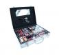 2k Beauty Unlimited Train Case Makeup Palette 63,2gr Combo: Complete Makeup Palette