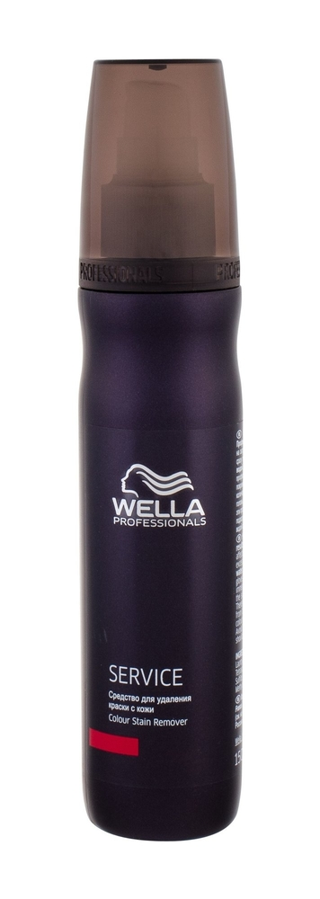 Wella Service Color Stain Remover Hair Color 150ml (Colored Hair)