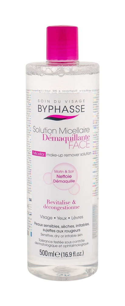 Byphasse Solution Micellaire Micellar Water 500ml (All Skin Types)