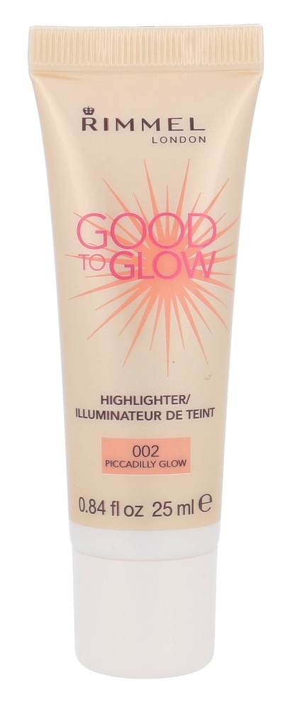 Rimmel London Good To Glow Brightener 25ml 002 Piccadilly Glow