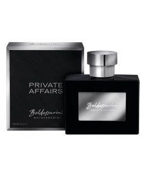 Baldessarini Private Affairs Eau De Toilette 50ml