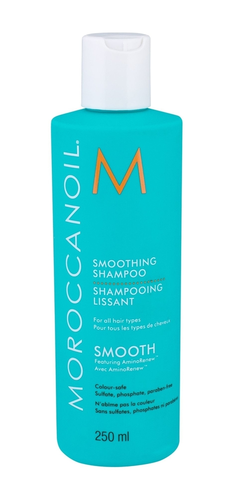 Moroccanoil Smooth Shampoo 250ml (Unruly Hair)