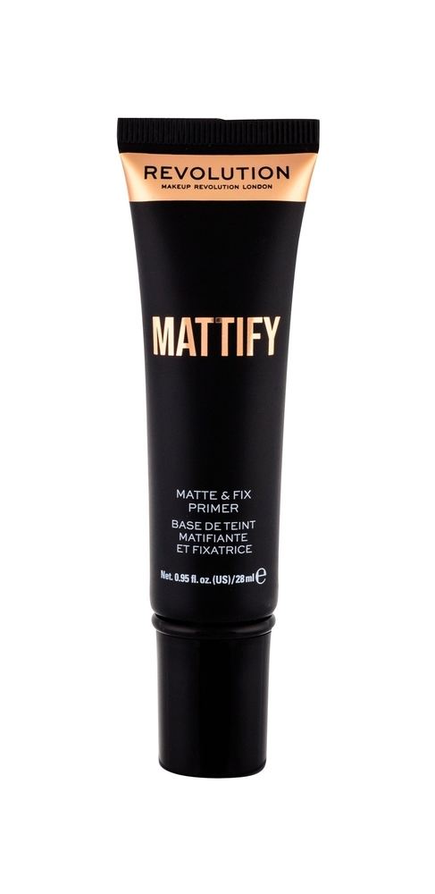 Makeup Revolution London Mattify Makeup Primer 28ml