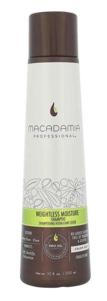 Macadamia Professional Weightless Moisture Shampoo 300ml (Fine Hair)