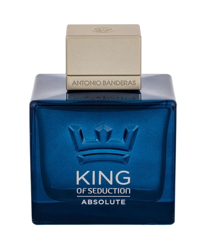 Antonio Banderas King Of Seduction Absolute Collector/s Edition Eau De Toilette  oμορφια   αρώματα   αρώματα ανδρικά