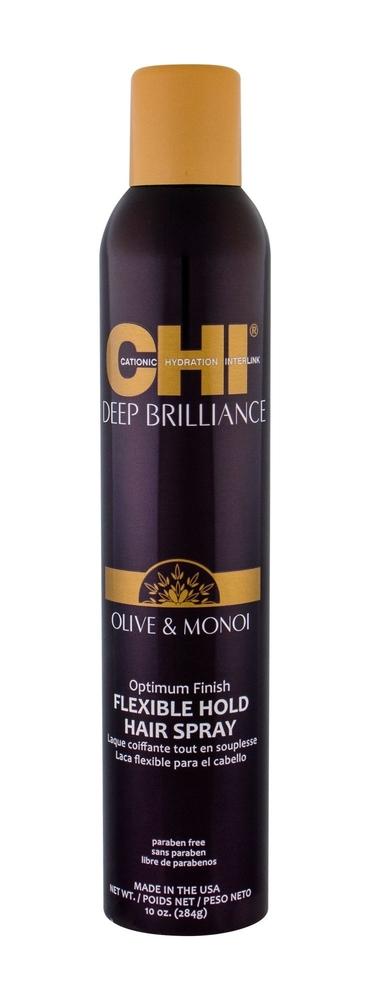 Farouk Chi Deep Brilliance Olive Hold Spray 300ml oμορφια   μαλλιά   styling μαλλιών   λακ   spray μαλλιών
