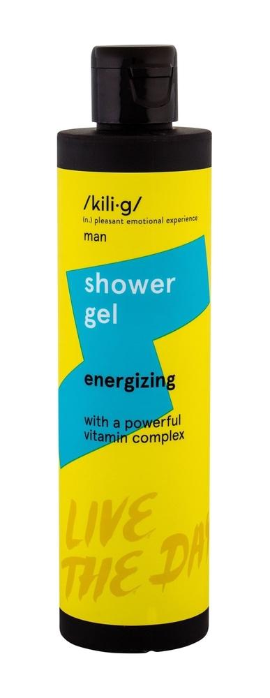 Kili·g Man Energizing Shower Gel 250ml
