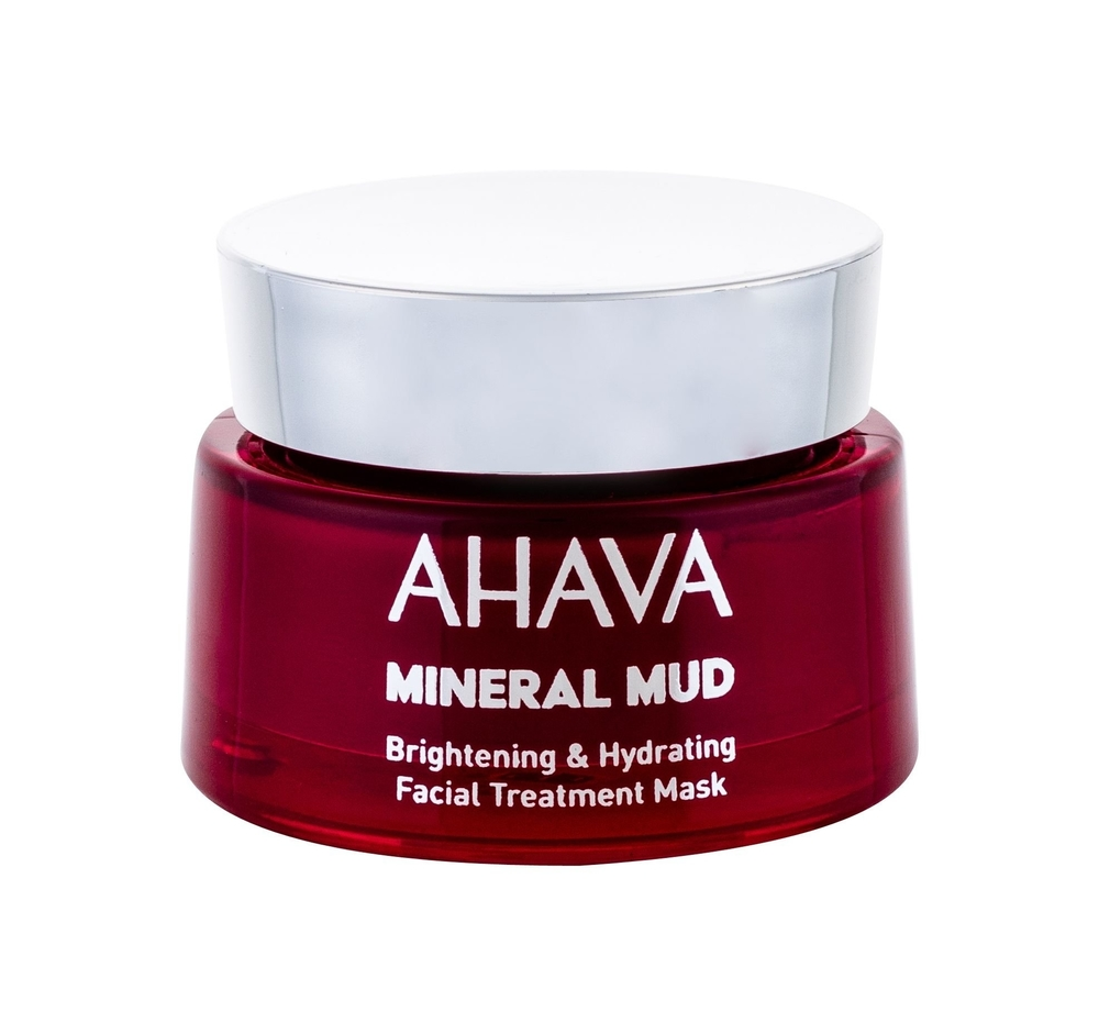 Ahava Mineral Mud Brightening Hydrating Face Mask 50ml (All Skin Types - For All Ages)