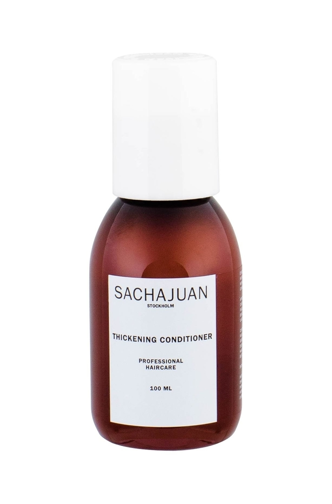 Sachajuan Cleanse Care Thickening Conditioner 100ml (Fine Hair)