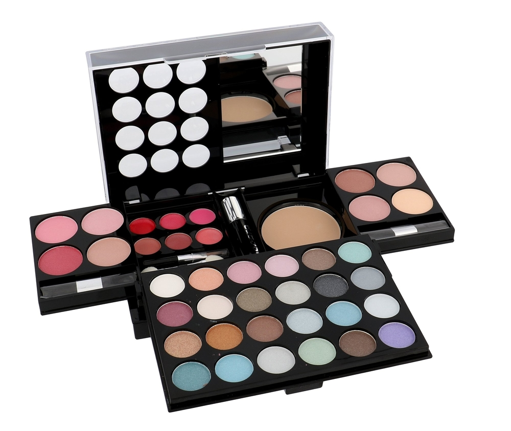 Makeup Trading All You Need To Go Makeup Palette 38gr Combo: Complet Make Up Palette