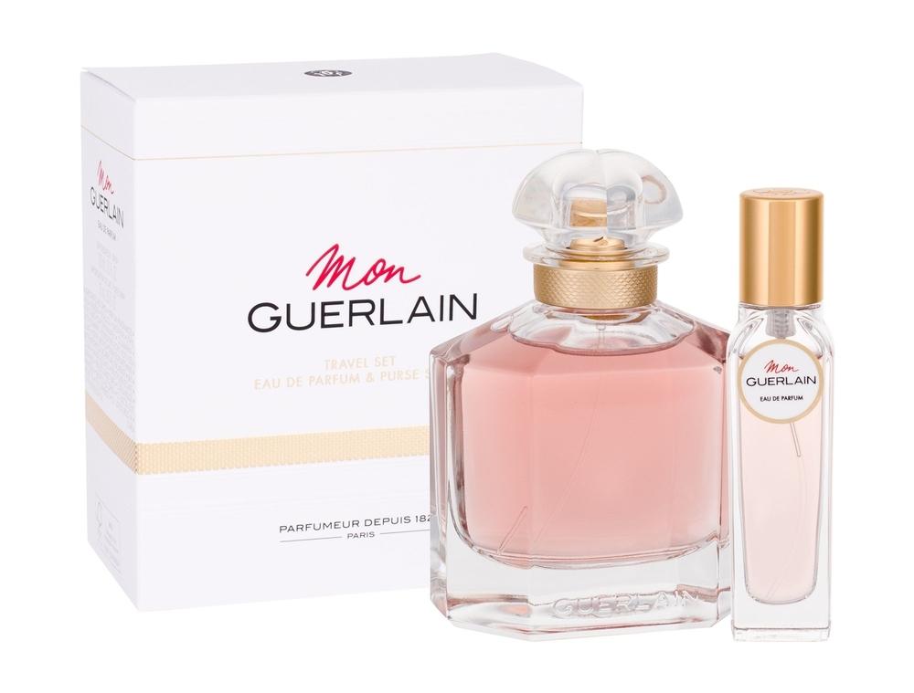 Guerlain Mon Eau De Parfum 100ml Combo: Edp 100 Ml + Edp 15 Ml