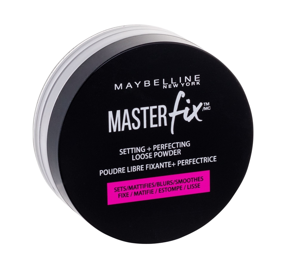 Maybelline Master Fix Powder 6gr Translucent