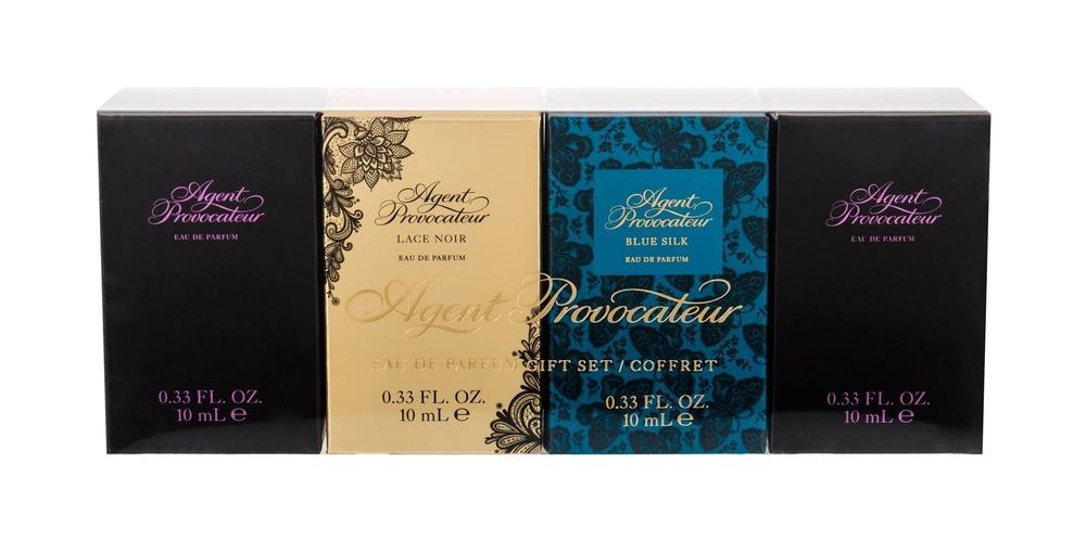 Agent Provocateur Gift Set Eau De Parfum 4x10ml Combo Edp Agent Provocateur 2x 1 oμορφια   αρώματα   αρώματα γυναικεία