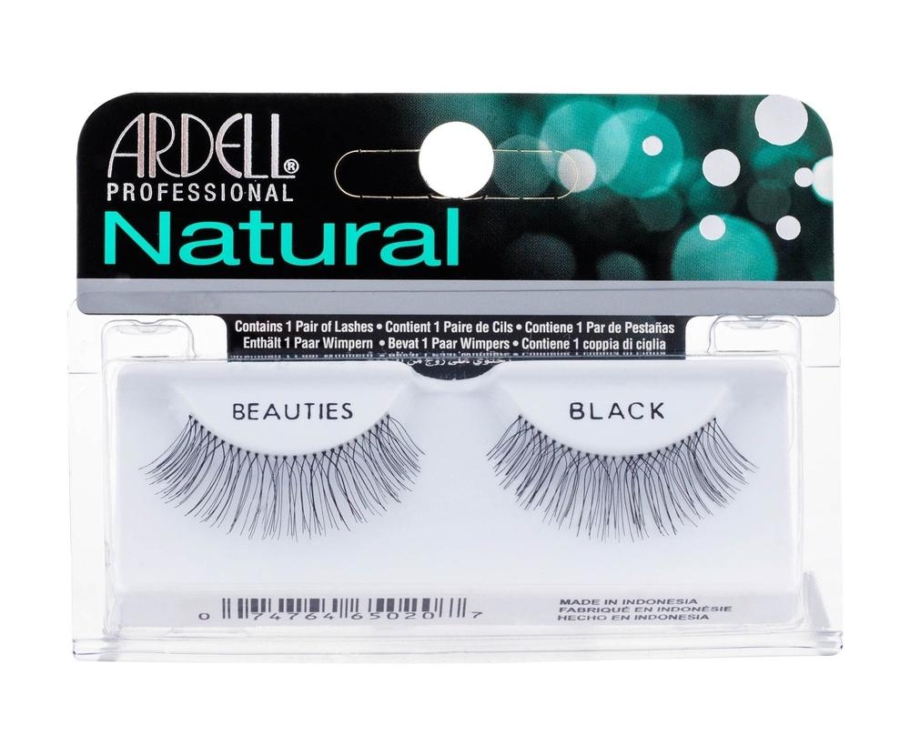 Ardell Natural Beauties False Eyelashes 1pc Black oμορφια   μακιγιάζ   μακιγιάζ προσώπου   αξεσουάρ μακιγιάζ