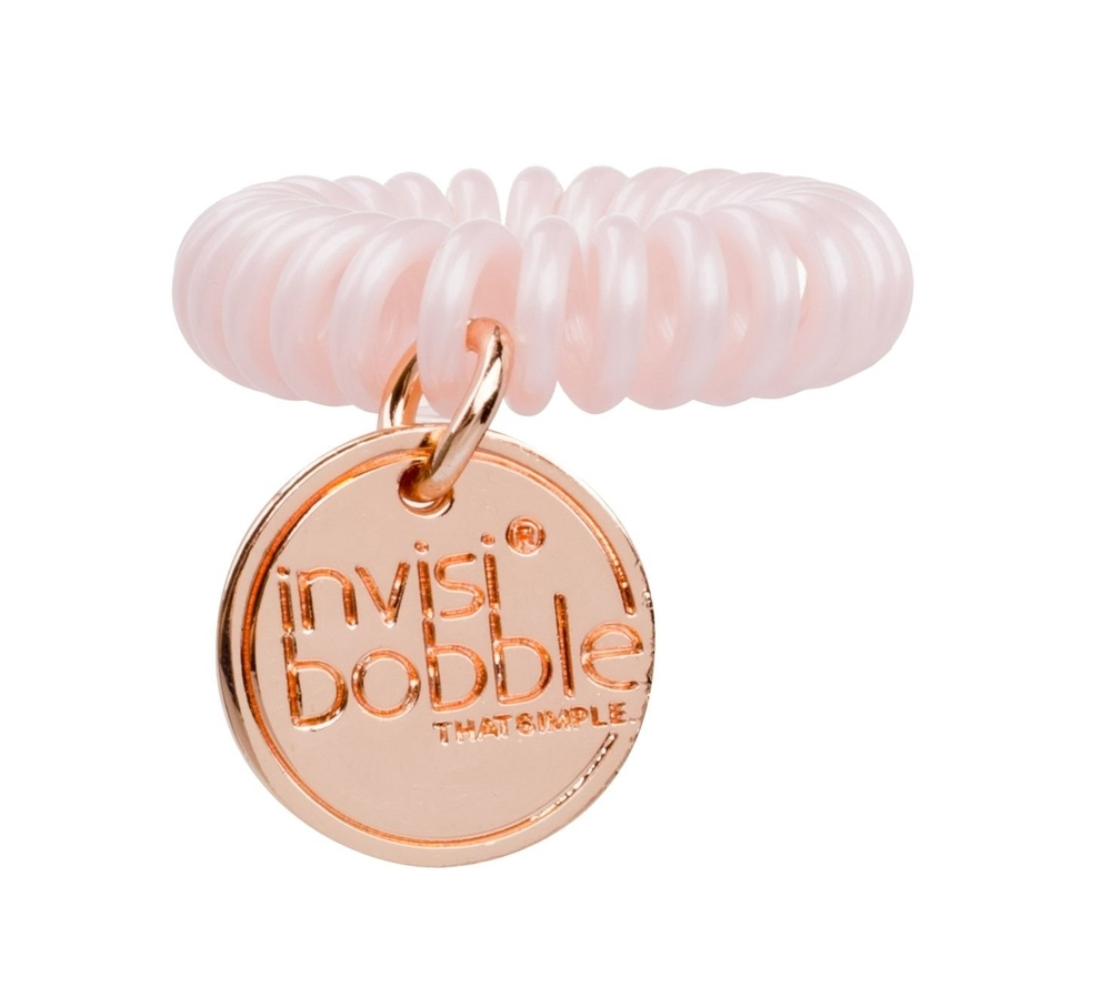 Invisibobble The Traceless Hair Ring Hair Ring 1pc Pink Heroes oμορφια   μαλλιά   αξεσουάρ μαλλιών   λαστιχάκια μαλλιών
