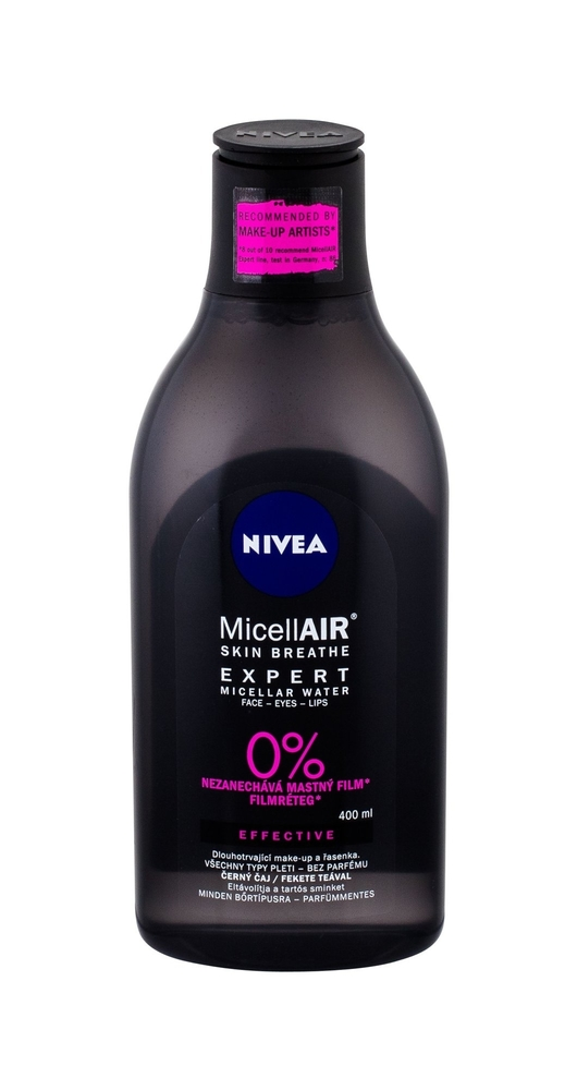 Nivea Micellair Expert Micellar Water 400ml Effective (All Skin Types)