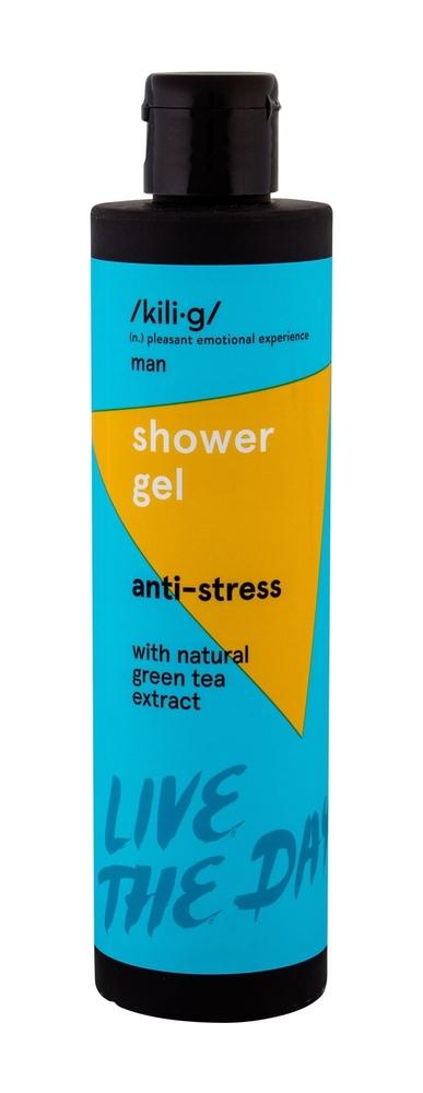 Kili·g Man Anti-stress Shower Gel 250ml