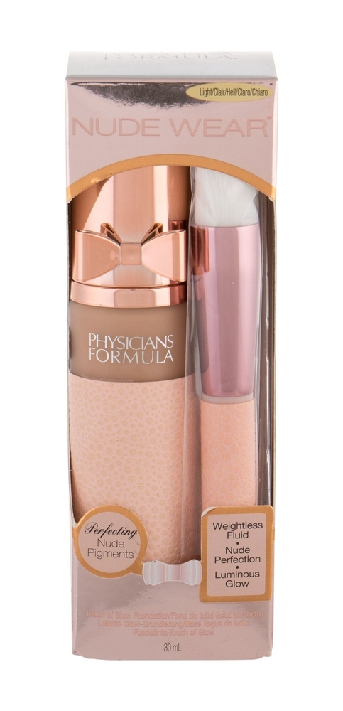 Physicians Formula Nude Wear Touch Of Glow Makeup 30ml Light