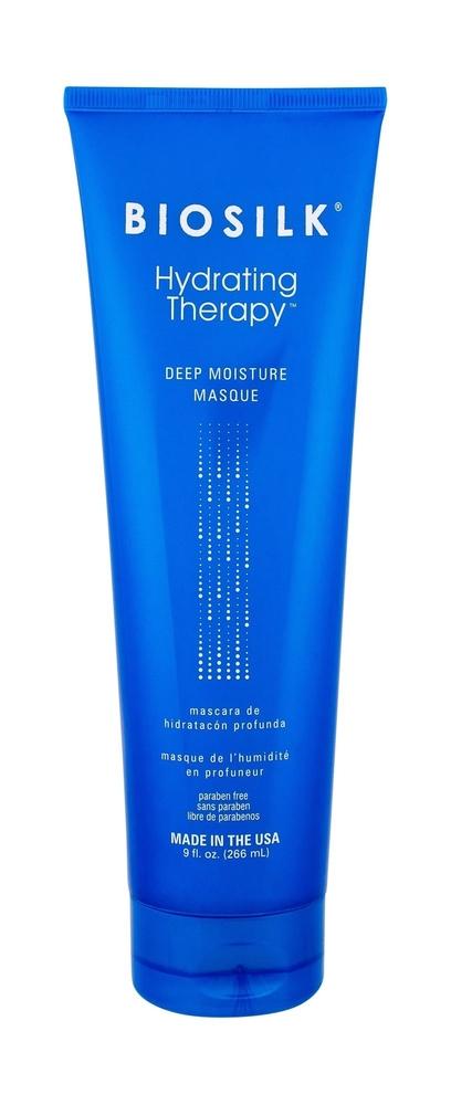 Farouk Systems Biosilk Hydrating Therapy Deep Moisture Masque Hair Mask 266ml (Dry Hair)